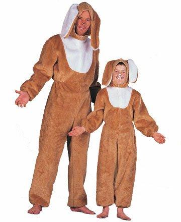 Wilbers Federbein Hase Kinder Kostüm (11–12Jahre) (Kostüme Clown Mädchen)