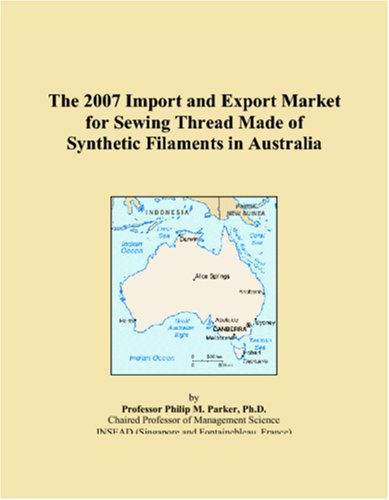 The 2007 Import and Export Market for Sewing Thread Made of Synthetic Filaments in Australia