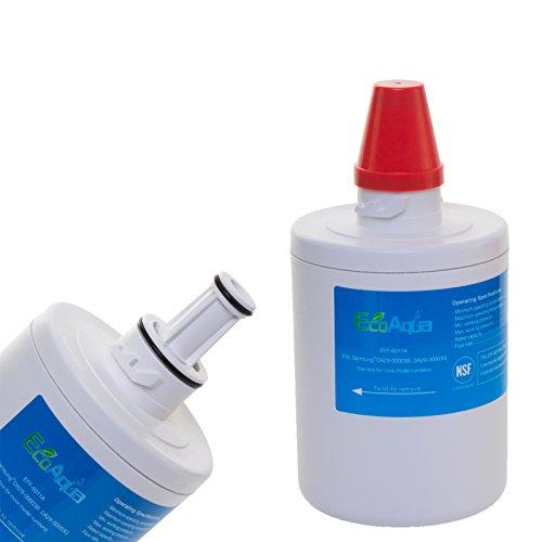 EcoAqua eff-6011a–sustituye a Samsung Aqua-Pure Plus DA29–00003A/DA29–00003B/DA29–00003G y DA29–00003°F filtro de frigorífico
