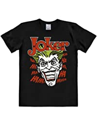 Logoshirt Easy Fit Batman-joker - T-shirt - Homme
