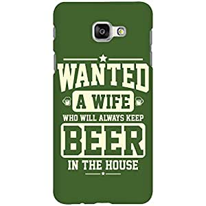 URBAN KOLOURS Original Designer Printed Hard Case Back Cover for Samsung Galaxy On Nxt (Chill Wife)