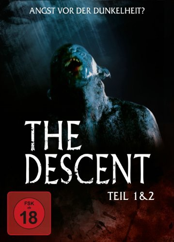 The Descent - Abgrund des Grauens / The Descent 2 - Die Jagd geht weiter [Special Edition] [2 DVDs]