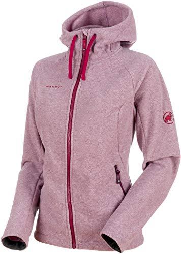 Mammut Damen Yampa Advanced Fleece-Jacke, Grape-Beet, S Knit Wind Jacke