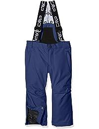 CMP Pantalones de esquí, otoño/invierno, unisex, color Nautico, tamaño 2 años (92 cm)