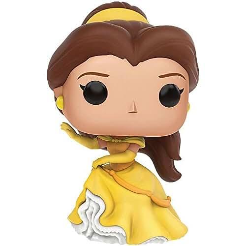 munecos pop kawaii Figura Disney Pop! Vinyl - Belle (0cm x 9cm)