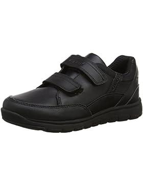 [Patrocinado]Geox J Xunday B, Zapatillas para Niños