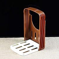 Cortador de máquina de cortar del pan, Plegable Ajustable Máquina de cortar del pan,