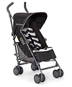Mamas & Papas Tour Buggy with Liner and Rain Cover - Black