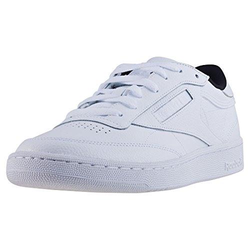 Reebok Club C 85Pebble–Chaussures Sportives, homme blanc
