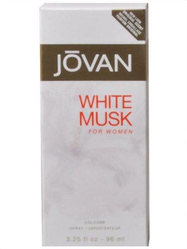Jovan White Musk Eau de Cologne 96ml Spray