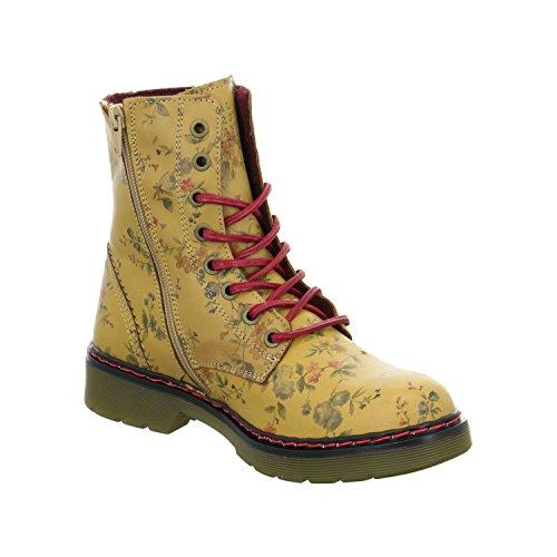 Bullboxer Damen Stiefeletten/ Boots Braun