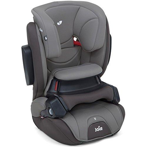 Preisvergleich Produktbild Joie Traver Shield Kindersitz Autositz Gr. 1/2/3 Dark Pewter
