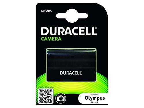 DURACELL DR9630   BATERIA PARA CAMARA DIGITAL 7 4 V  1400 MAH (REEMPLAZA BATERIA ORIGINAL DE OLYMPUS BLM 1)