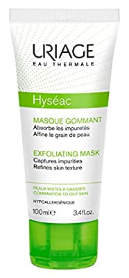 Uriage Hyseac Exfoliating Mask, 100 ml from Uriage