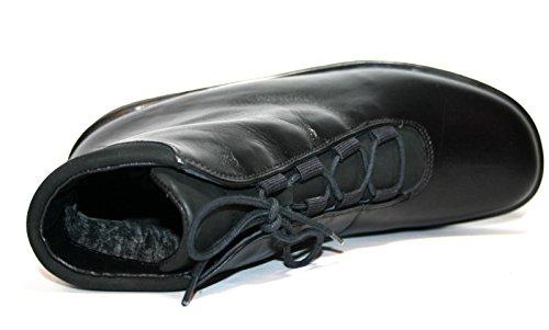 Ganter, Stivali donna Nero nero Nero (Schwarz (Black))