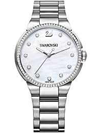 Swarovski City White Pulsera Watch