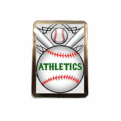 B Gifts Oakland Athletics - MLB Novelty Fridge Magnet -