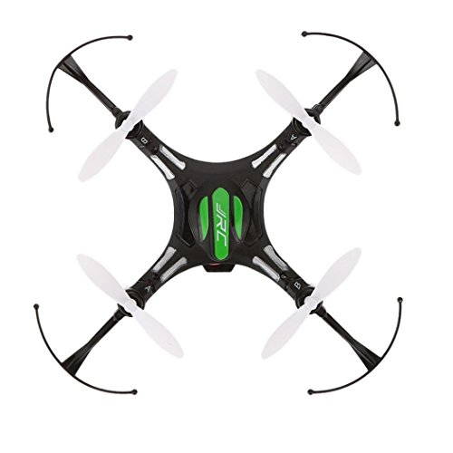 WINWINTOM JJRC H8 Mini 2.4G 4 canales 6 Eje RTF RC Quadcopter Led luces Modo CF