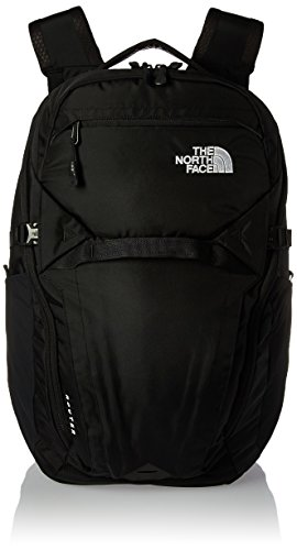 THE NORTH FACE Router Rucksack, TNF Black, One Size -