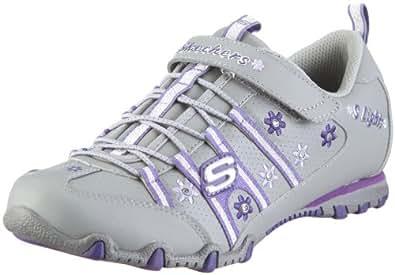 Skechers Liliana, Mädchen Sneakers, Grau (GYPR), 35 EU