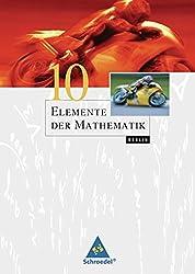 Elemente der Mathematik SI - Ausgabe 2006 für Berlin: Schülerband 10