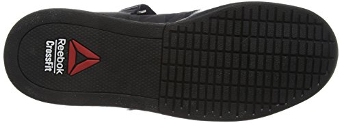 Reebok Crossfit Lifter Plus 2.0, Chaussures Multisport Outdoor Homme Noir (Black/Excellent Red/Flat Grey)