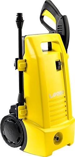 Lavorwash NINJA 120 Vertical Eléctrico 360l/h 1700W Negro, Amarillo Limpiadora de alta presión o Hidrolimpiadora - Limpiador de alta presión (Vertical, Eléctrico, 3 m, Negro, Amarillo, 360 l/h, 120 bar)