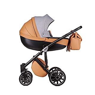 Trio Anex Sport Kinderwagen Babyschale Kinderwagen Keilrahmen ALL TERRAIN hoch Kinder Baby Mutter SP14