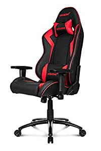 Akracing Gaming Stuhl OCTANE rot/schwarz
