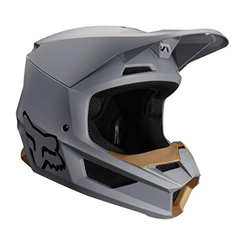 Fox V-1 Casque mat stone Taille XL