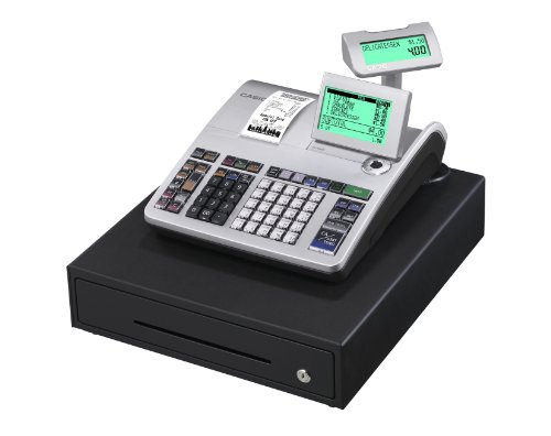 Casio SE-S400 - cash registers (LCD, AC, LCD, 0 - 40...