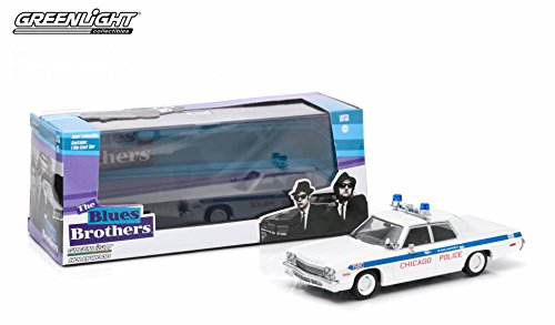 1975-dodge-monaco-chicago-police-greenlight-86422-blues-brothers-143-die-cast