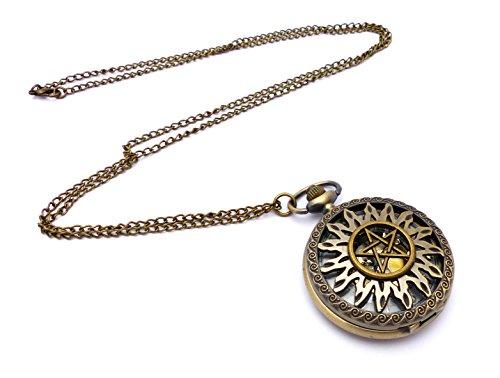 Collana Stella - Supernatural - Orologio
