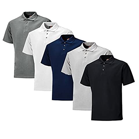 DICKIES Polo-Shirt - marineblau | XXXXL