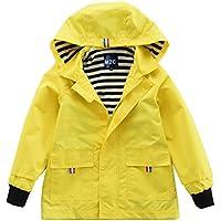 0eb3b60d4969 Amazon.co.uk  Yellow - Waterproof Jackets   Jackets  Sports   Outdoors
