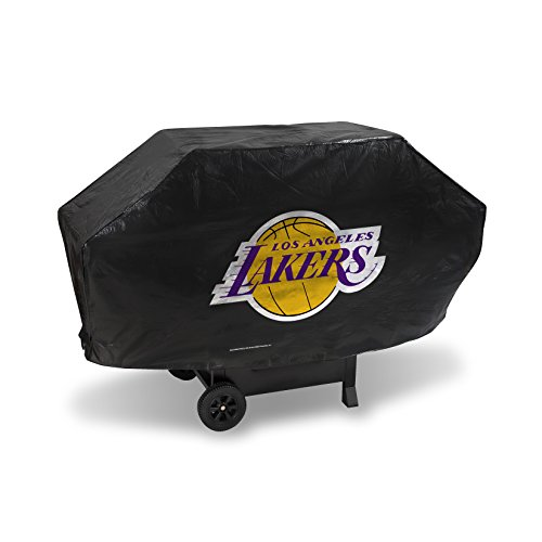 Rico NBA Los Angeles Lakers Deluxe Grill Cover, schwarz, 68x 21x 35 -