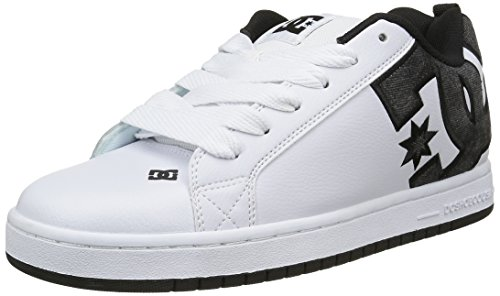 dc-sneaker-court-graffik-se-300927-white-grey-size12-uk-court-graffik-se-mens-low-top-sneakers-white