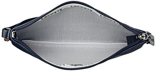 Lacoste Damen Nf1887po Umhängetaschen, 17.5 x 1 x 27 cM ECLIPSE (Eclipse)