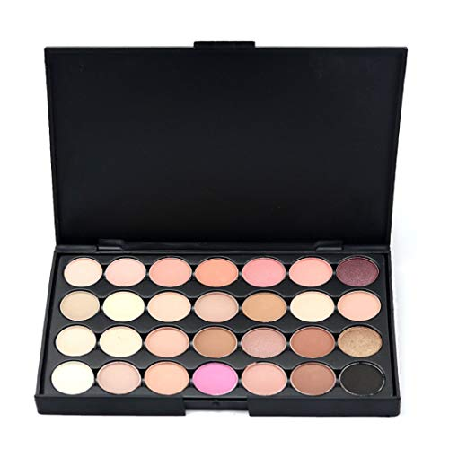 a65cbdd7f846 28 Color Natural Nude Eye shadow Palette Makeup Cosmetic Beauty Set Long  Lasting 2 Patterns For Choose Hot