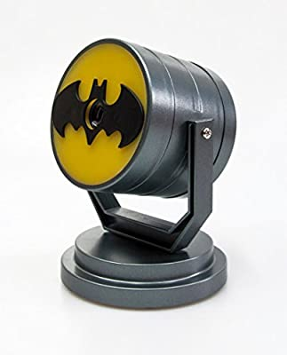 "Lampe de projection LED Batman ""Bat Signal"""