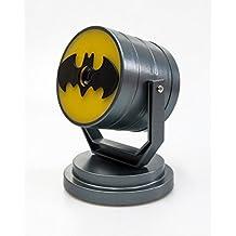 DC Oficial de Batman Símbolo del palo Proyección noche de la luz - en caja de llamada Batman
