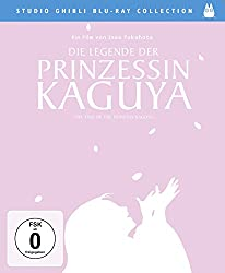 Die Legende der Prinzessin Kaguya [Blu-ray]