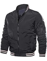 Amazon.it  frange - Giacche e cappotti   Uomo  Abbigliamento 8c3e42fe6ae