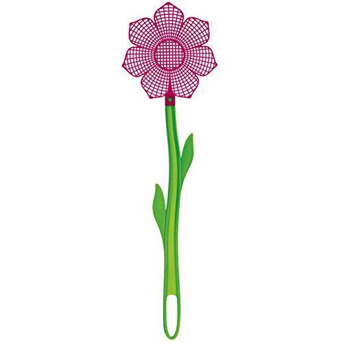 flink & sauber Fliegenklatsche Blume 1St