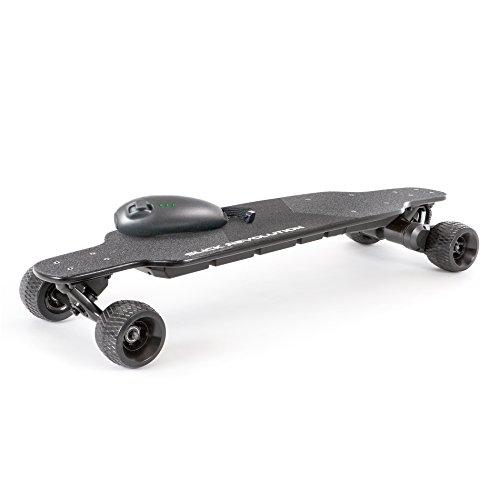 flex-eboard–Skateboard Eléctrico 2X 1200W motores, Rough Stuff ruedas, 22km/h velocidad máxima. 8–10-mile...