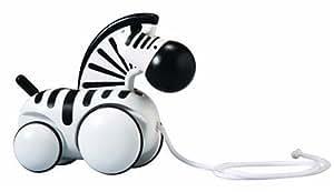 Plan Toys Pull Along Zebra