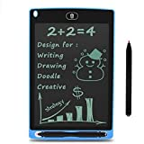 """Buddymate 15R 8.5"""" E-Writer LCD Writing Pad Paperless Memo Digital Tablet/Notepad/Stylus Drawing for Erase Button & Pen to Write (Random Colour)"""