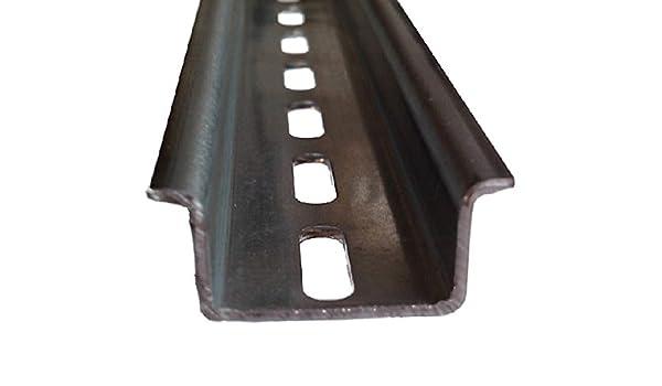 Ma/ße HxB: 8 x 60 mm massiv   Flachstange L/änge ca 10 cm MS58 B/&T Metall Messing Flach CuZn39Pb3
