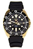 Best Seiko Dive Watches - Seiko 5 Sports SRP608J1 Men's Japan Gold Tone Review