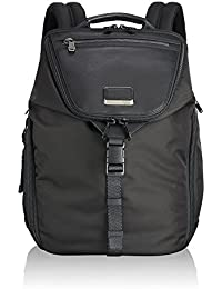 """Tumi Alpha Bravo - Willow Laptop Backpack 15"""" Casual Daypack, 43 cm, 26.25 liters, Black"""